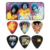 Dunlop Jimi Hendrix Are You Experienced Pick tin JHPT01M