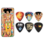 Dunlop Jimi Hendrix Pick Tin Bold As Love JH-PT02M