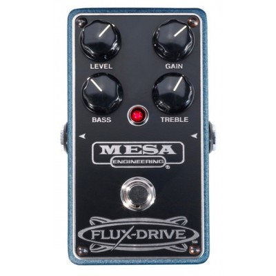 Mesa Flux Drive Overdrive Guitar Effect Pedal