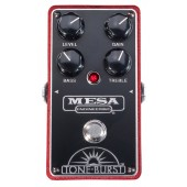 Mesa Boogie Tone Burst Boost / Overdrive Effects Guitar Pedal