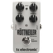 TC Electronic 960730001 Rottweiler Distortion Guitar Distortion Effect Pedal