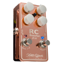 Xotic RC Booster Scott Henderson Limited Edition (Color: Copper)